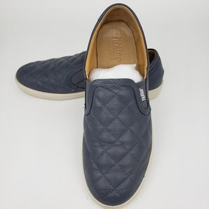 Hotter Leather Slip-on Women's Sneakers Size 8.5